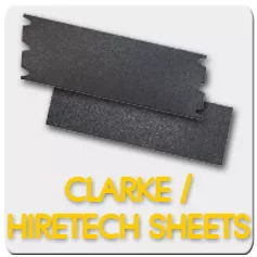 Clarke/Hiretech Sheets