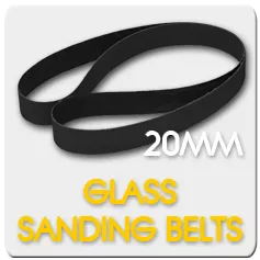 20mm Glass Sanding Belts