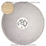 White Sisal Standard Stitched Mop